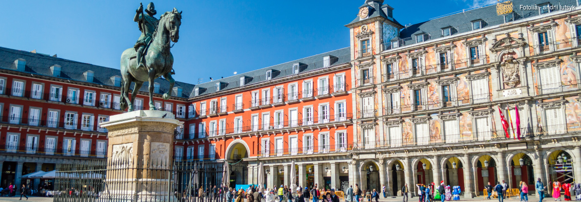 Plaza Mayor | Madrid