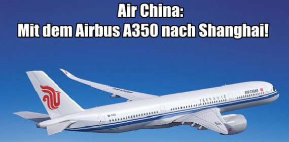 Air China Airbus A350